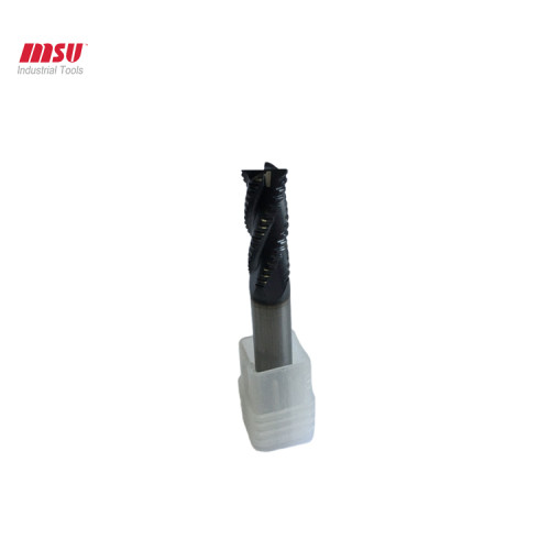 HRC60 Carbide Roughing End Mills For Stainless Steel