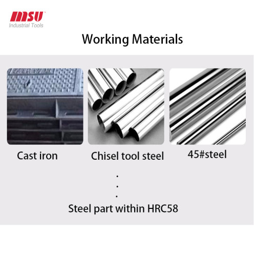 High Precision 2 Flute Carbide Ball Nose End Mill For Steel