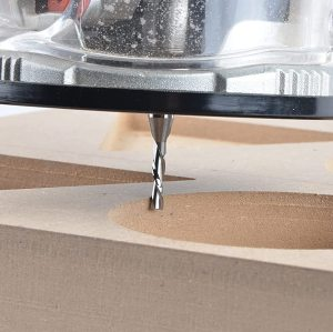Spiral Router Bits 3/4