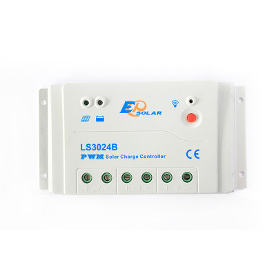 LandStar3024B 30A 12/24VDC PWM Solar Charge Controller