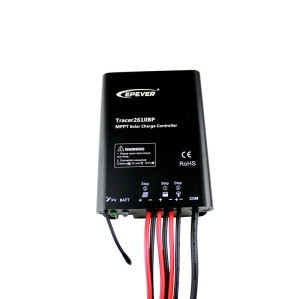 Tracer2610BP 10A 12/24VDC MPPT Solar Charge Controller