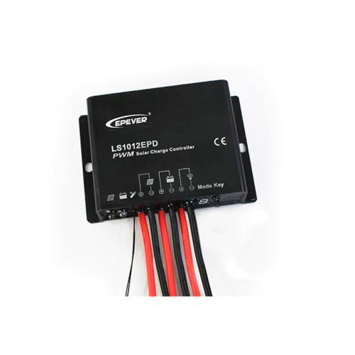 LandStar1012EPD 10A 12VDC PWM Solar Charge Controller