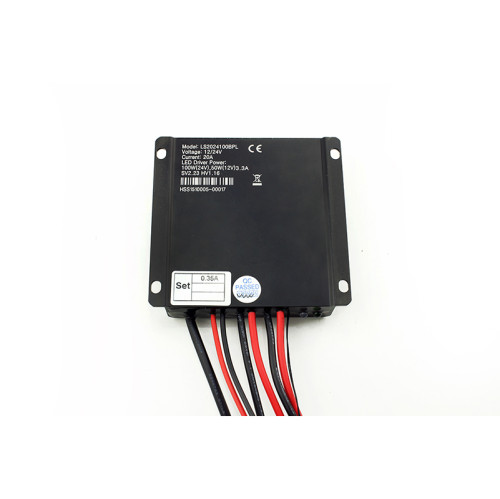 Tracer1305LPLI 10A 12VDC Solar Charge Controller with built-in LED driver