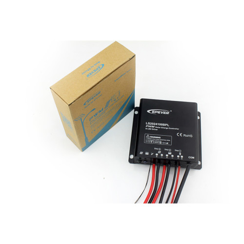 LS2024100BPL 20A 12/24VDC Solar Charge Controller with built-in LED driver