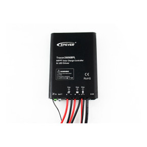Tracer2606BPL 10A 12/24VDC Solar Charge Controller with built-in LED driver