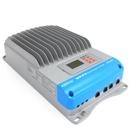 ET4415AD 45A 12/24/36/48VDC MPPT Solar Charge Controller