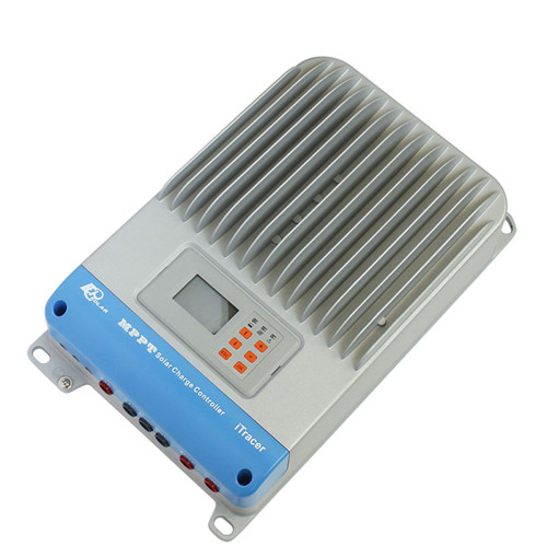 IT3415ND 30A 12/24/36/48VDC MPPT Solar Charge Controller