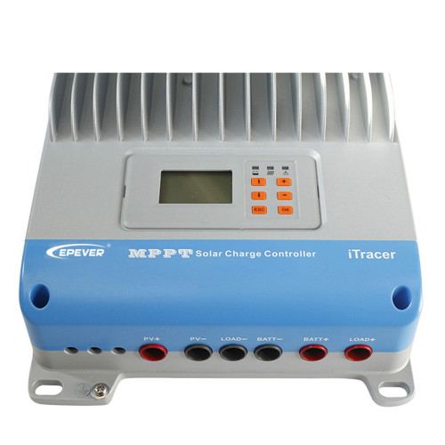 IT6415AD 60A 12/24/36/48VDC MPPT Solar Charge Controller