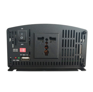 IP500-12 12VDC to 220/230VAC Pure Sine Wave Inverter