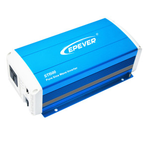 STI500-12-220 12VDC to 220VAC Pure Sine Wave Inverter