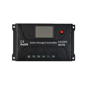 SR-HP2420 12/24V 20A PWM Smart Solar Charge Controller