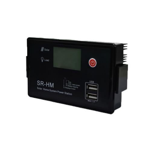 SR-HM 12/24V 10/20A PWM Intelligent Charging Controller