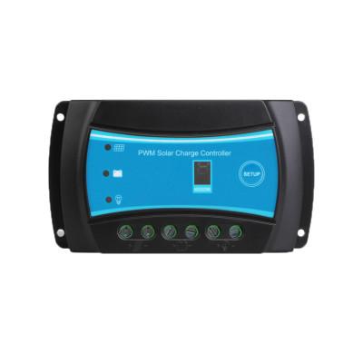 SR-LM10A 12/24V 10A PWM Solar Power Intelligent Charging Controller