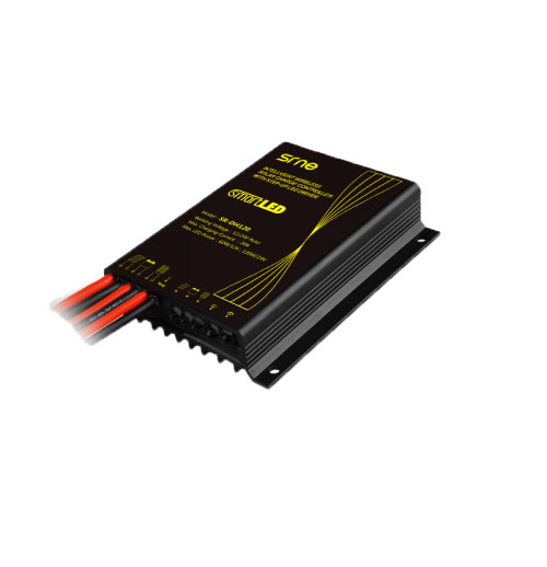 DH120 12/24V 20A Intelligent Wireless Dimming LED Solar Charge Controller
