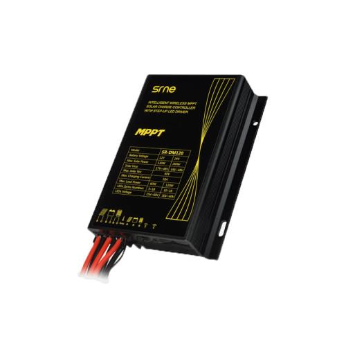 SR-DM120-U 12/24V 10A MPPT Intergarted Constant-Current Charge Controller