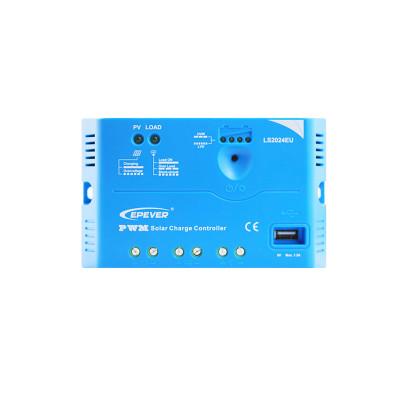 LandStar2024EU 20A 12/24VDC PWM Solar Charge Controller