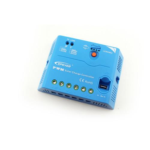 LandStar3024EU 30A 12/24VDC PWM Solar Charge Controller