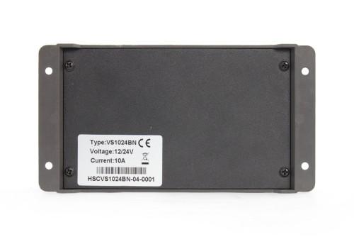 ViewStar1024BN 10A 12/24VDC PWM Solar Charge Controller