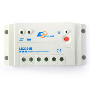 LandStar2024B 20A 12/24VDC PWM Solar Charge Controller
