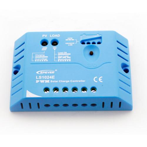 LandStar1024E 10A 12/24VDC PWM Solar Charge Controller