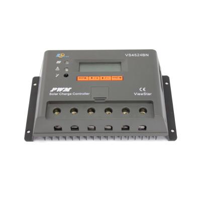ViewStar4524BN 45A 12/24VDC PWM Solar Charge Controller