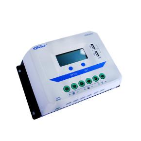 ViewStar6024AU 60A 12/24VDC PWM Solar Charge Controller