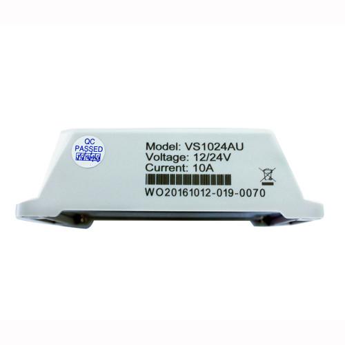ViewStar1024AU 10A 12/24VDC PWM Solar Charge Controller