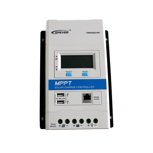 Triron2210N 20A 12/24VDC MPPT Solar Charge Controller