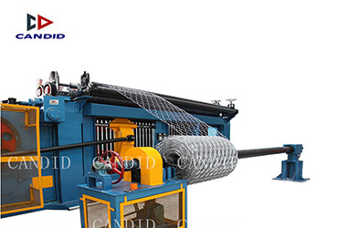 Light Type Hexagonal Wire Netting Machine
