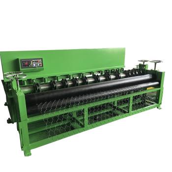 Gabion Netting Sheet Straightening Machine