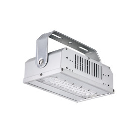 130LM/W 6500LM 50W Shelf Aisle LED High Bay Light