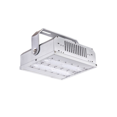 130LM/W 13000LM 100W Indoor Stadium LED High Bay Light