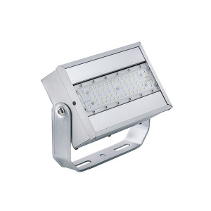 130LM/W 6500LM 50W Square LED Flood Light