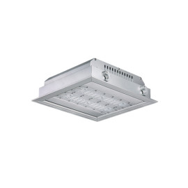 130LM/W 13000LM 100W Warehouse LED Canopy Light