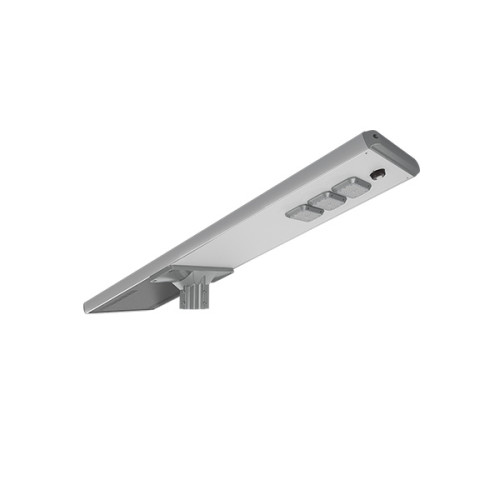 145LM/W 4350LM 30W Areas with no electrical supply LED All In One Solar Street Light