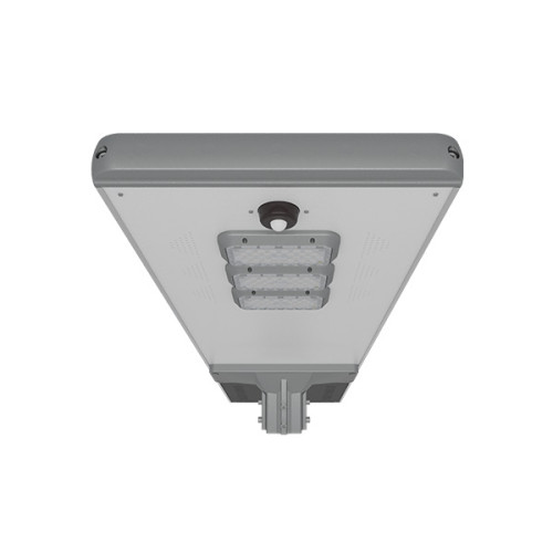 130LM/W 7800LM 60W Areas with no electrical supply LED All In One Solar Street Light