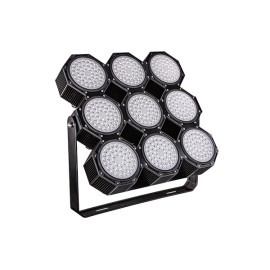 112LM/W 94080LM 840W Court LED PROJECTOR LIGHT