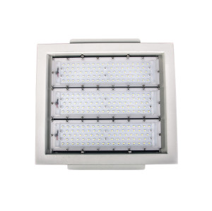 140LM/W 16800LM 120W High Hall LED Canopy Light