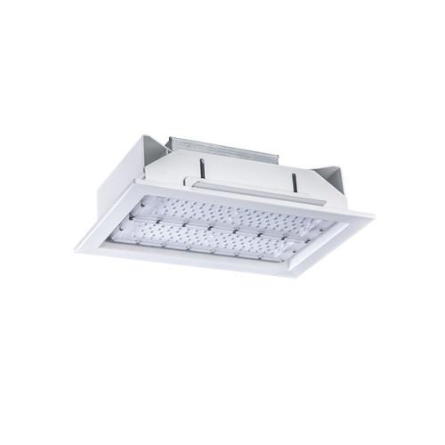 130LM/W 15600LM 120W High Hall LED Canopy Light
