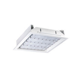 135LM/W 27000LM 200W High Hall LED Canopy Light
