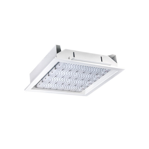 135LM/W 27000LM 200W High Hall LED Canopy Light