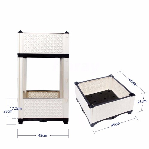 Modern Designed Furniture Cabinet Plant Box Fashion Planter Box