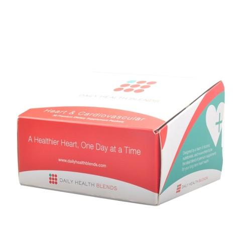 Bella confezione di espositore cosmetico a forma di scatola di carta a forma di spacial