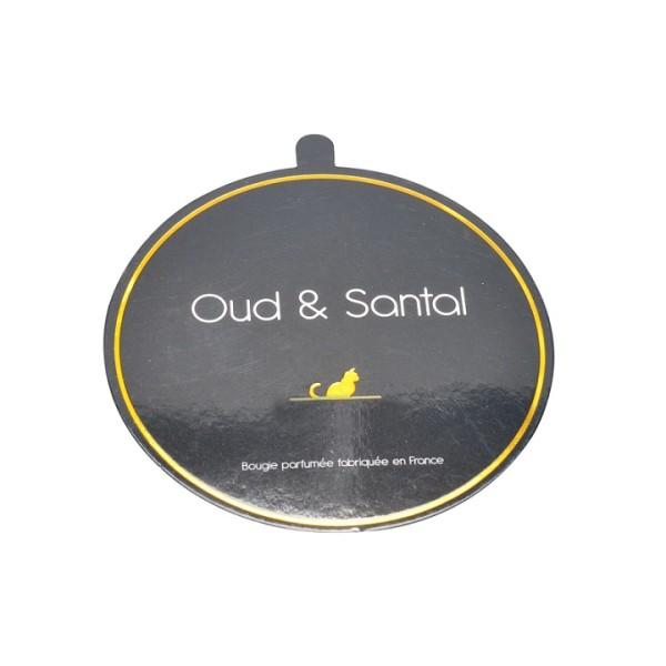 coperchi e coperchi antipolvere in carta patinata di alta qualità con logo dorato