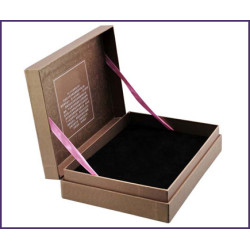 New design cardboard gift boxes and packaging with EVA foam insert and matt lamination