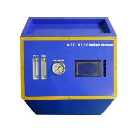 Zeayeto ATF8100 caja de cambios limpiador de fluido de transmisión por flujo de aceite de lavado de aceite
