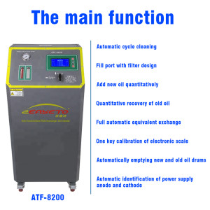 Automatic transmission flush cheap transmission flush machine for gearbox flush