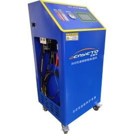 DC12V limpiador de transmisión automática y cambiador de aceite máquina de lavado con CE