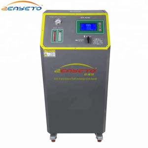 Cambiador de aceite inteligente caja de cambios gris ATF-8100