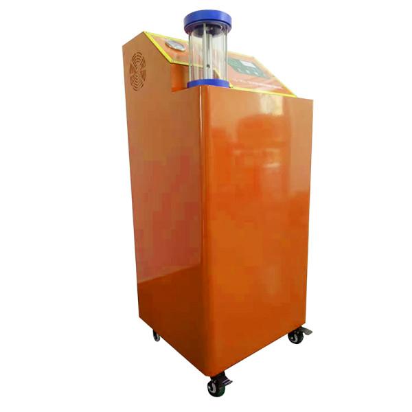 LS-302 Orange Автомобильная система очистки системы смазки двигателя, замена моторного масла